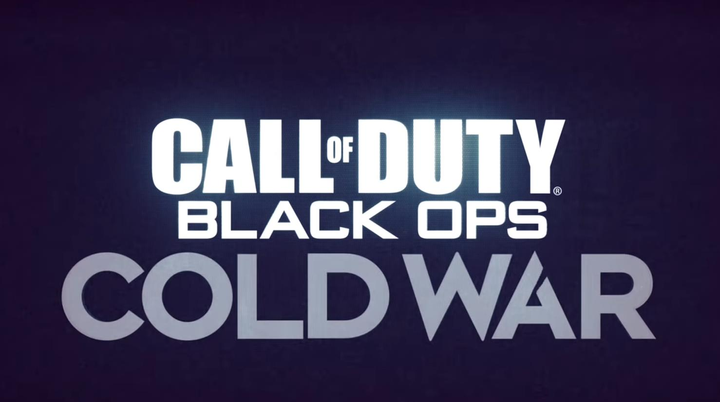 Call of Duty: Black Ops Cold War officially confirmed as this year's game, reveal on August 26 thumbnail