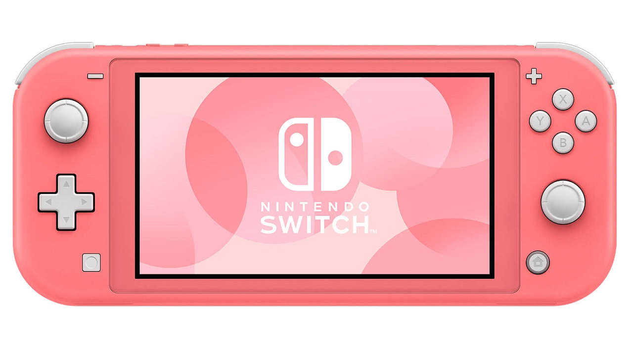 The Nintendo Switch Lite is now available once again thumbnail