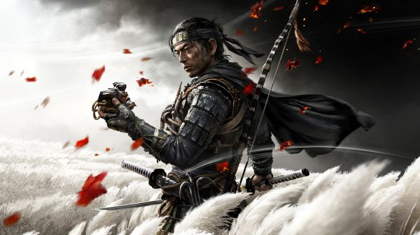 Netflix datamine seems to hint at Ghost of Tsushima and PlayStation projects