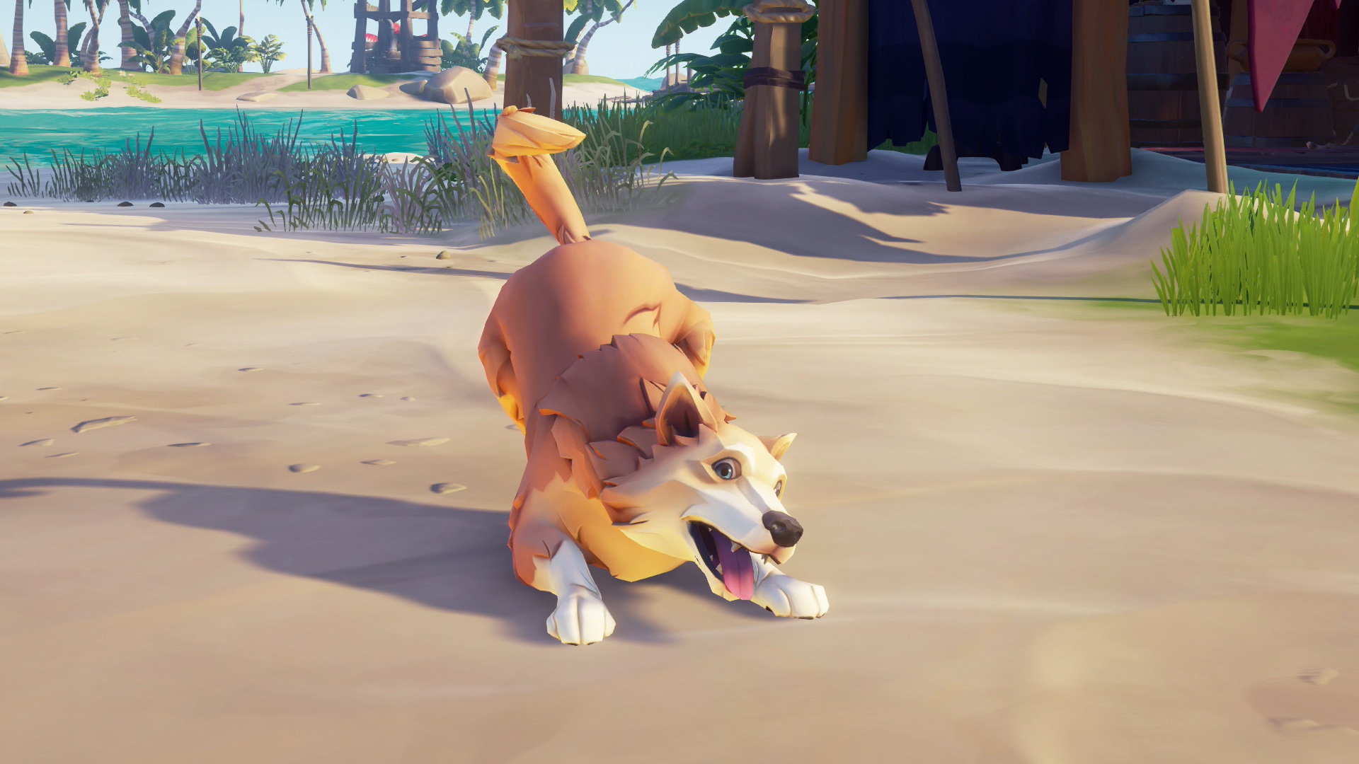 Sea of Thieves getting dogs in September update thumbnail