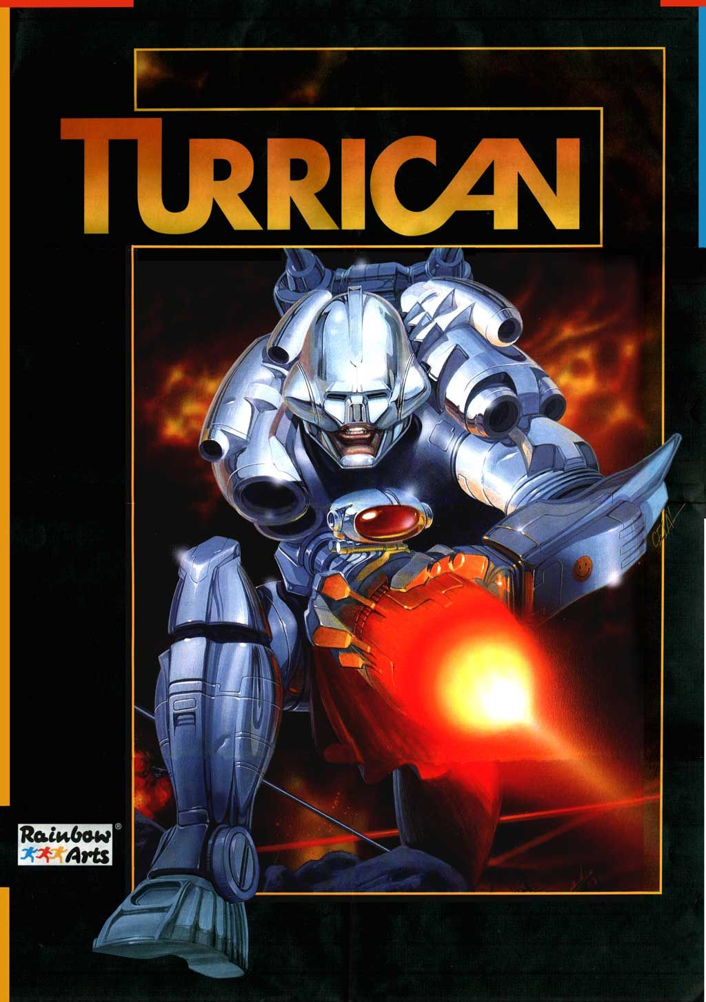Turrican special 30th birthday edition will be revealed at gamescom Opening Night Live thumbnail