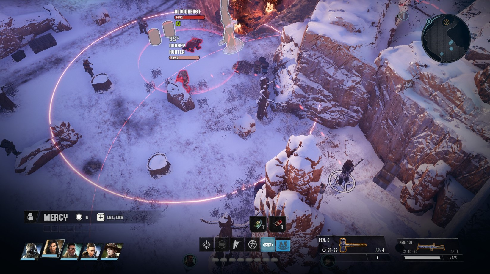Wasteland 3 Cornered Rats Quest Where To Find The Garden Of The Gods Super Games On