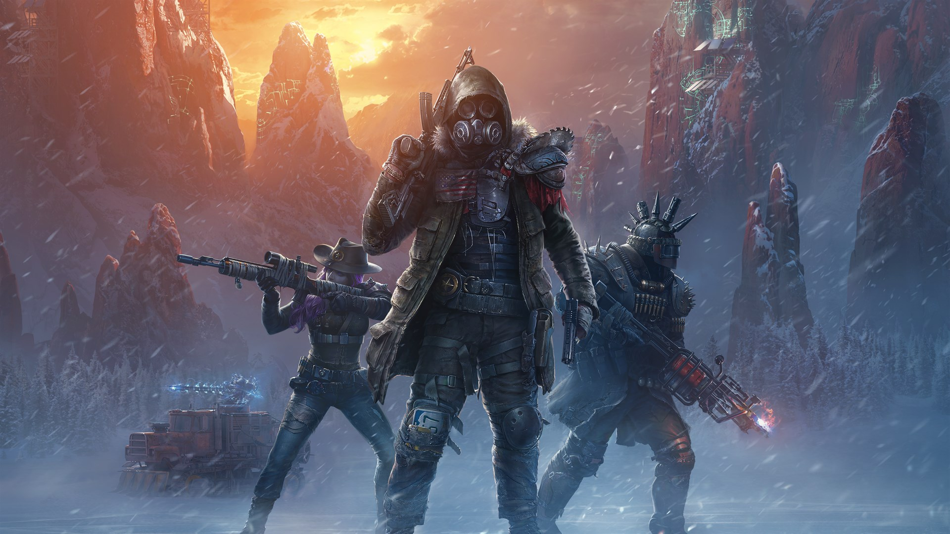 Wasteland 3 reviews round-up, all the scores thumbnail