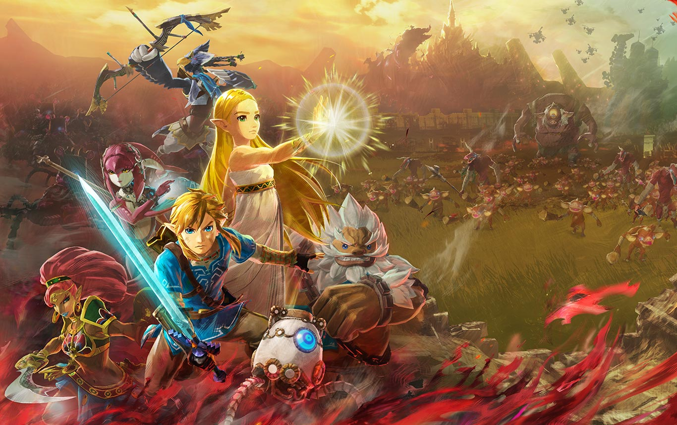 Hyrule Warriors: Age of Calamity is set 100 years before Breath of the Wild, out in November thumbnail