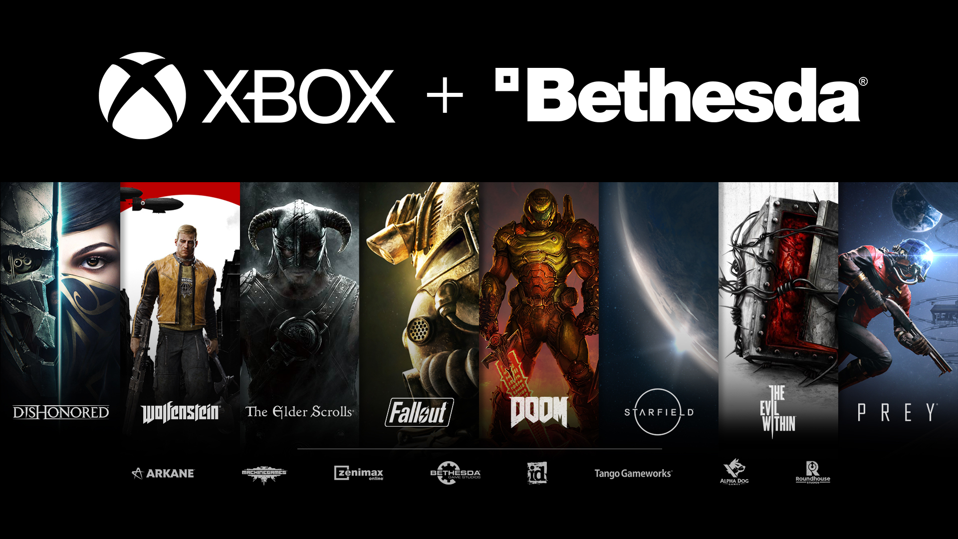 Microsoft buying Skyrim, Fallout and Doom publisher Bethesda - VG247