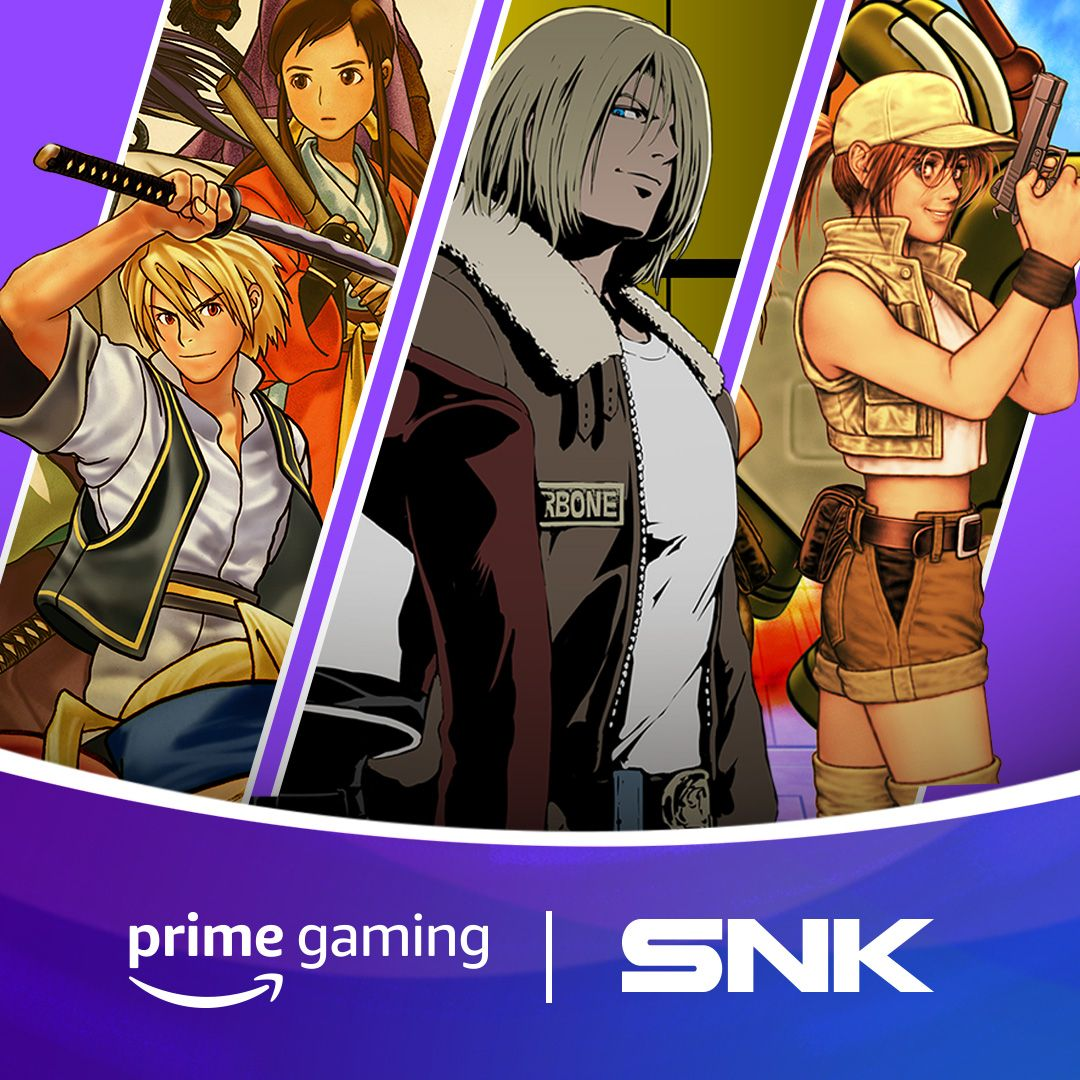 Third and final SNK collection drop now available through Prime Gaming thumbnail