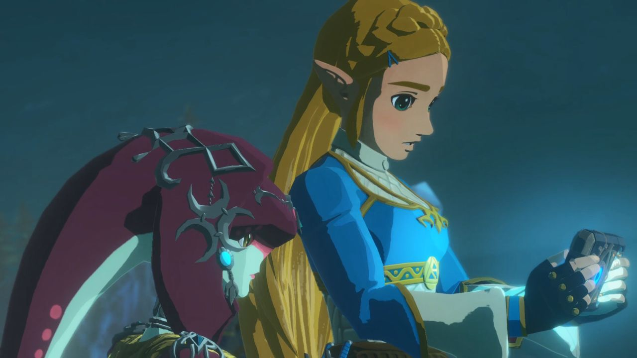 Hyrule Warriors Age Of Calamity Is Set 100 Years Before Breath Of The Wild Out In November