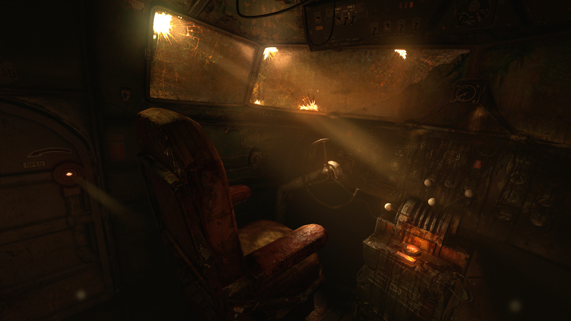Amnesia: Rebirth coming October 20 to PC and PlayStation 4 thumbnail