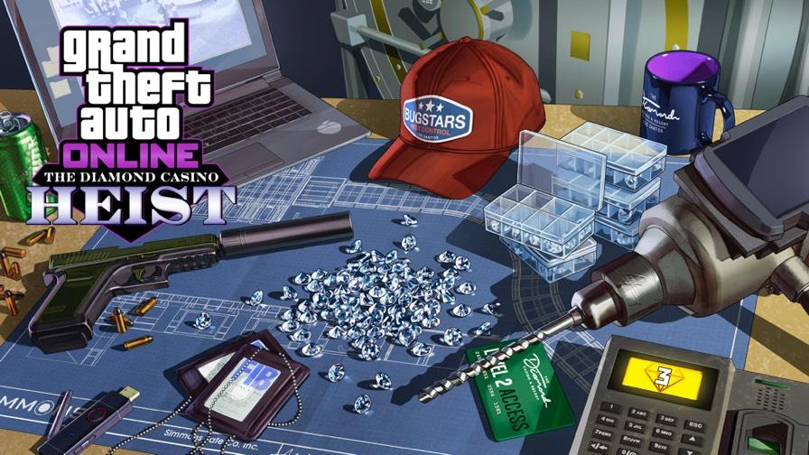 GTA Online players earn double rewards in Business Battles this week