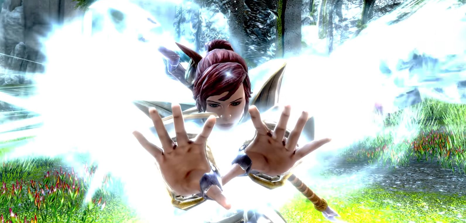 The path of Sorcery detailed in Kingdoms of Amalur: Re-Reckoning gameplay trailer thumbnail