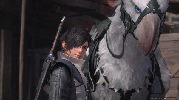 Final Fantasy 16 graphics