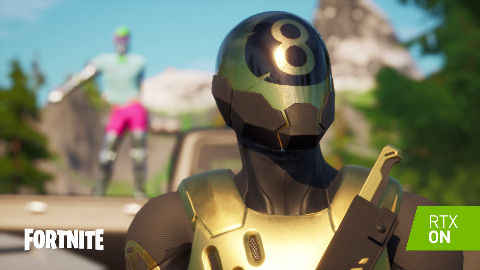 Fortnite Arrives Next Week On Xbox Series X S And Ps5 With All New Visual Improvements Better Loading Times And Enhanced Split Screen Vg247