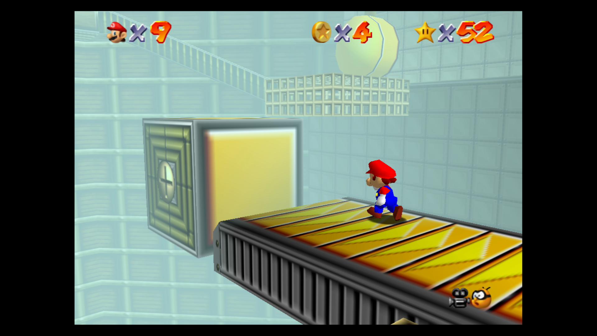 mario 64 tick tock clock Super Mario 64: Tick Tock Clock Stars