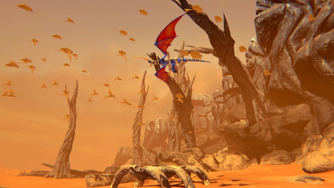 "Panzer Dragoon Remake coming ""soon"" to PC and PS4 thumbnail"