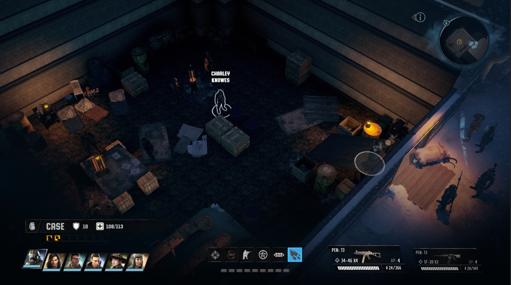 Wasteland 3 Very Hostile Takeover Quest – Side with Charley Knowes or the Monster Army? thumbnail