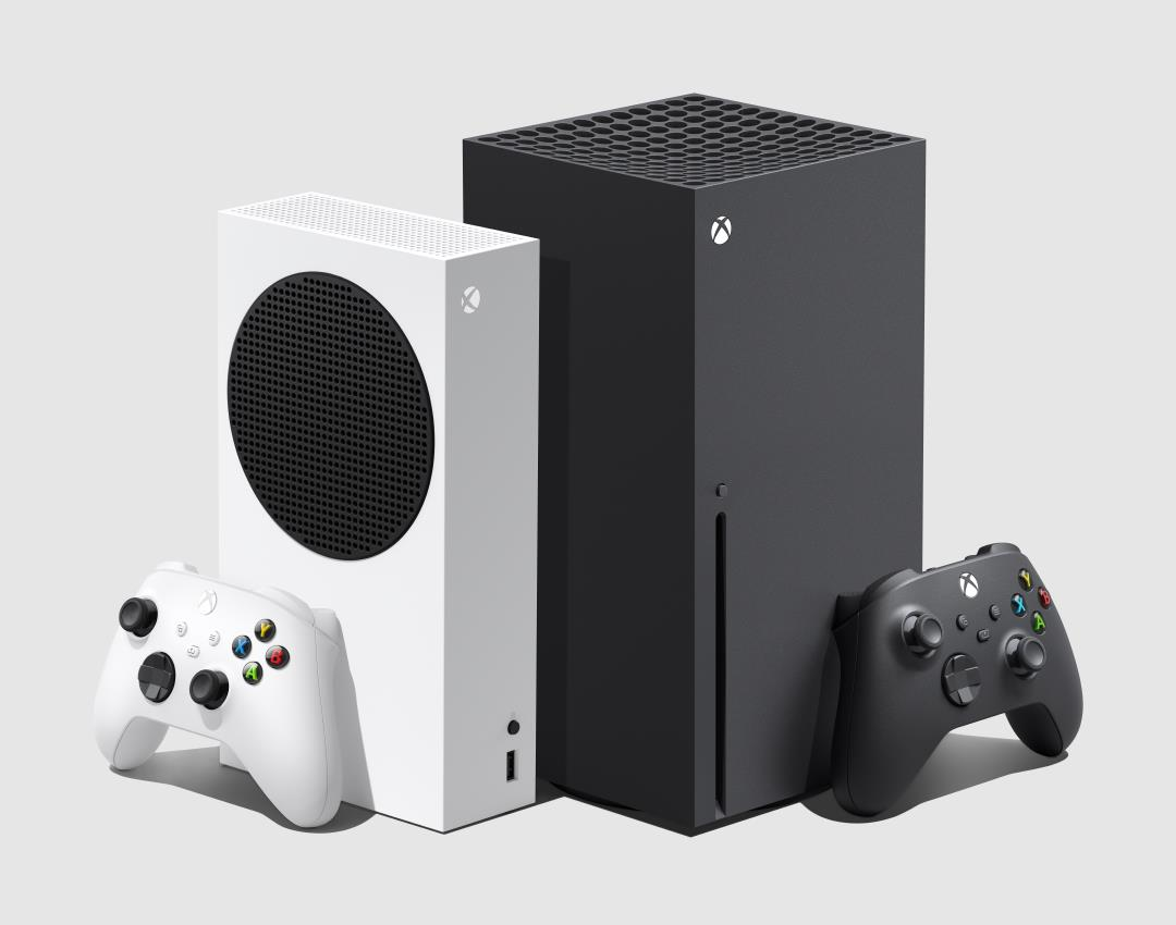 Xbox Series X & S Consoles