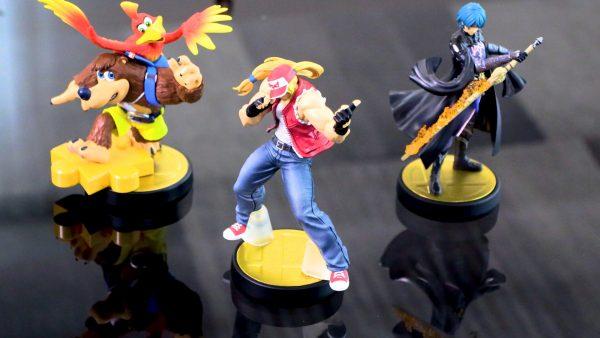 Super Smash Bros Amiibos