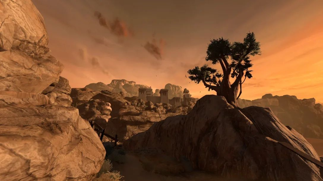 Amnesia: Rebirth story trailer shows off the Algerian desert, other environments thumbnail