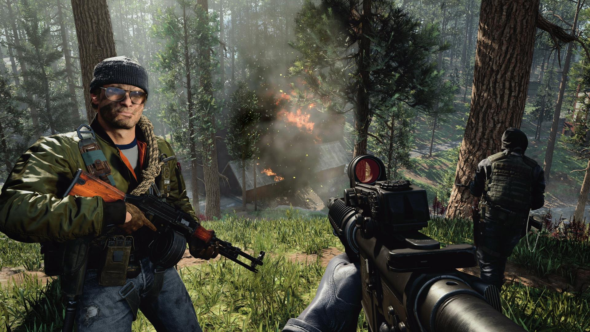 Call Of Duty Black Ops Cold War Is Turning Off Playstation Controllers In Strange Bug Vg247
