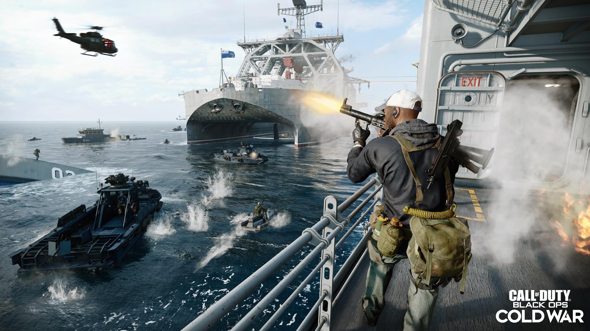 Call of Duty: Black Ops Cold War multiplayer scorestreaks