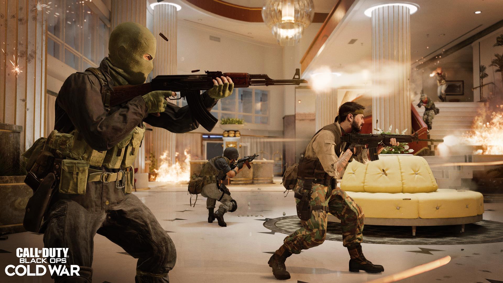 تریلر جدید COD Black Ops Cold War مپ جدید Nuketown 84 را نمایش میدهد