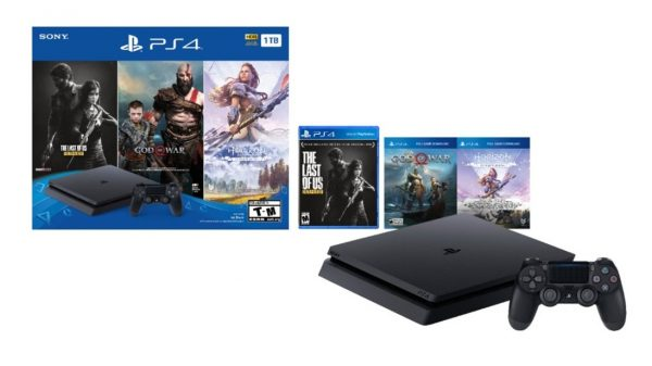 The PS4 Black Friday bundle that was on sale in 2019