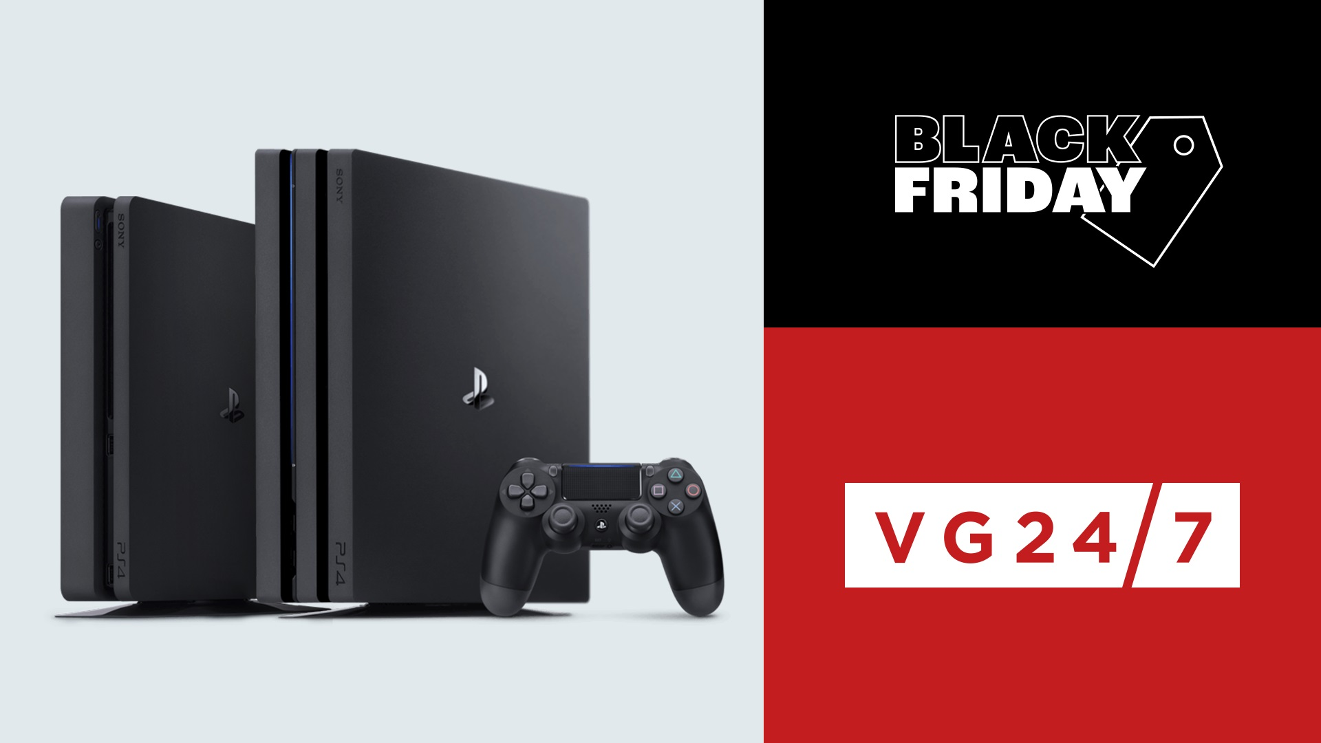 Ps4 Black Friday Deals 2020 Vg247