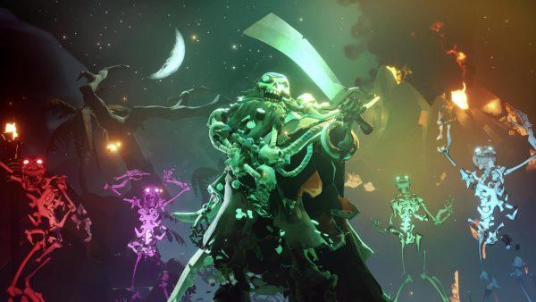 Sea of Thieves screenshot.