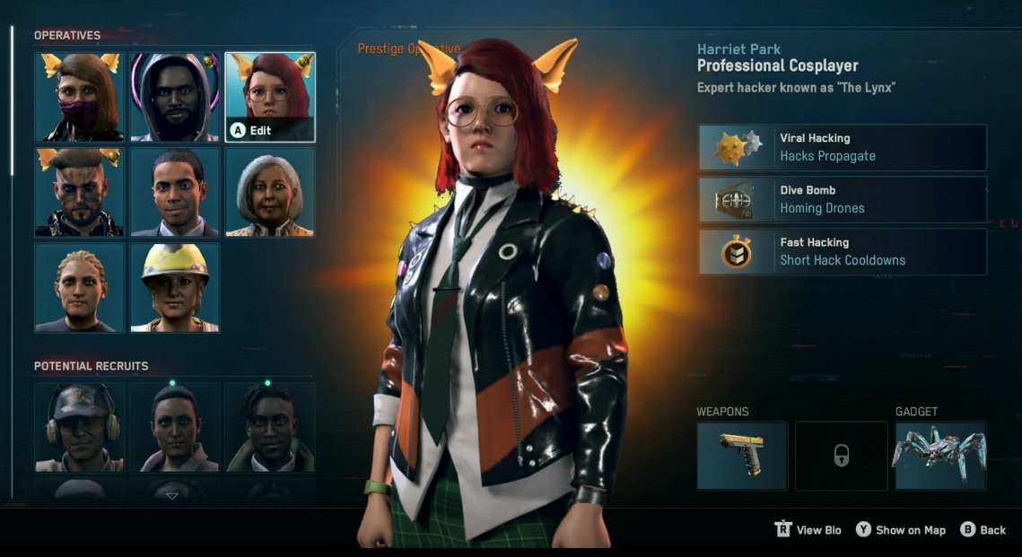 Watch Dogs Legion Where To Find Your Pre Order Bonuses Vg247