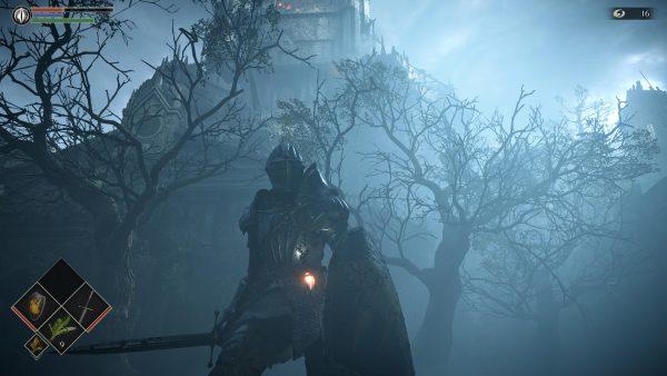 Demon's Souls graphics PS5.