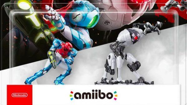 amiibo metroid dread