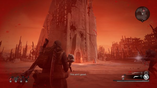 Remnant: From the Ashes in-game screenshot.