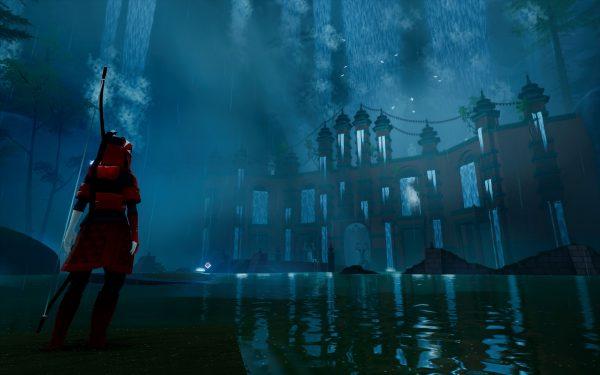 The Pathless scenery screenshot.