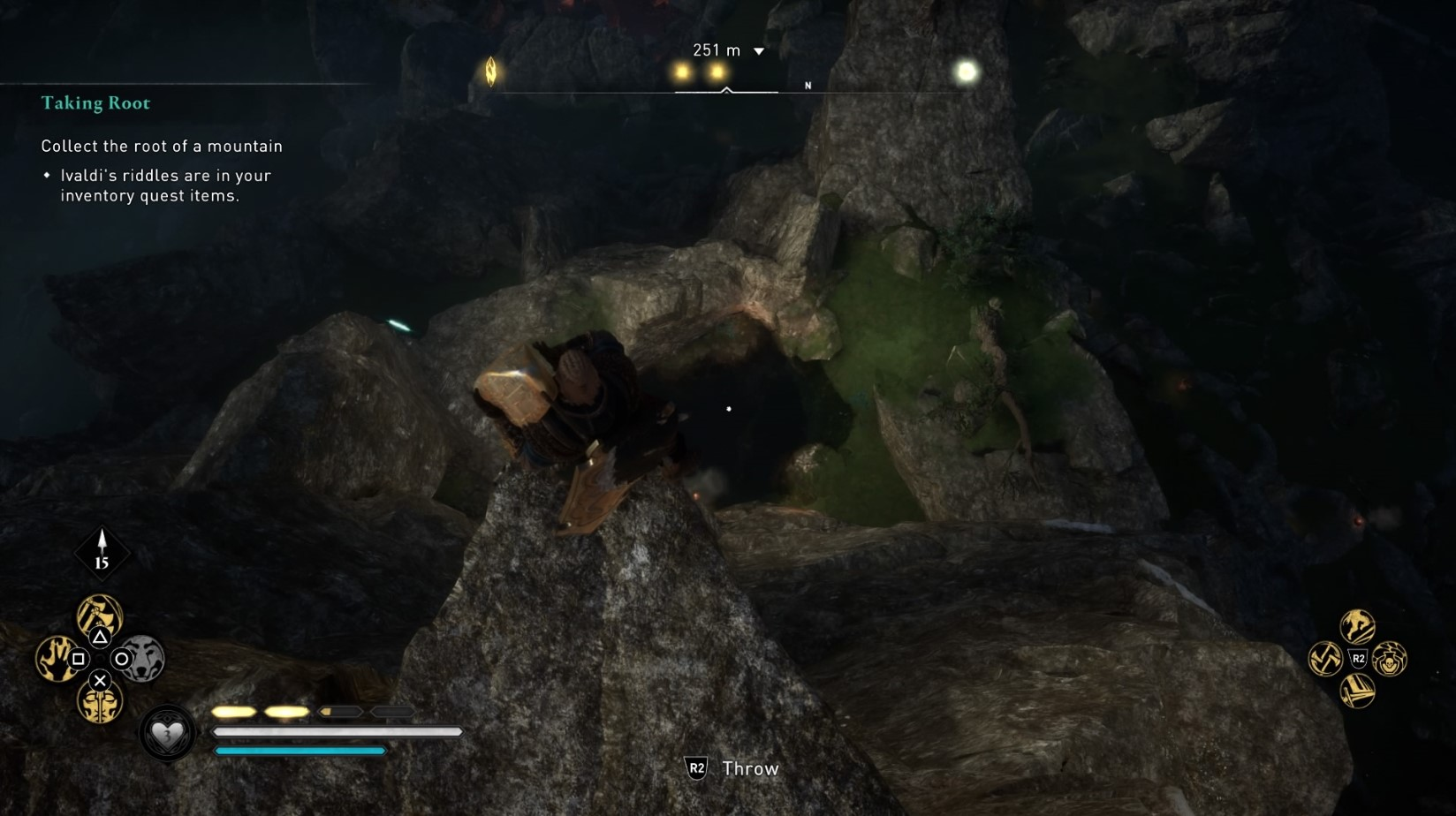 Assassin S Creed Valhalla Riddles How To Collect A Cat S Footfall And Root Of A Mountain Gamez