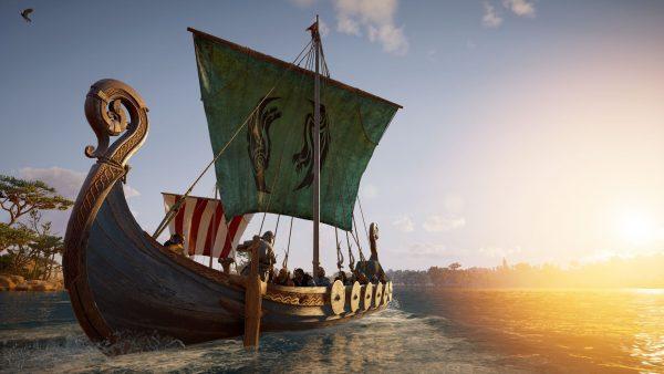 AC Valhalla boat
