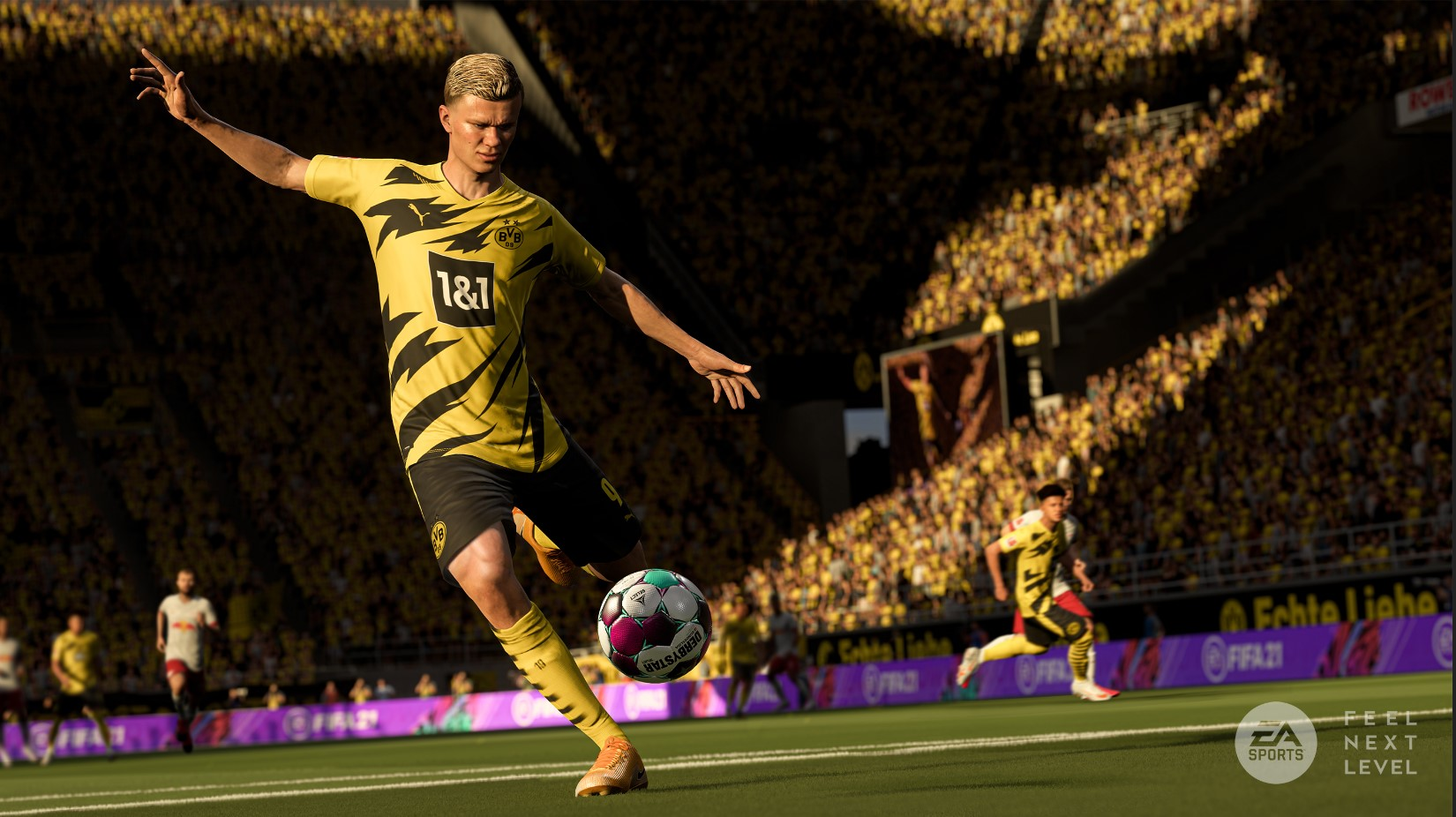 EA is 'funnelling' FIFA players to FUT's loot boxes, according to leaked document - VG247 thumbnail