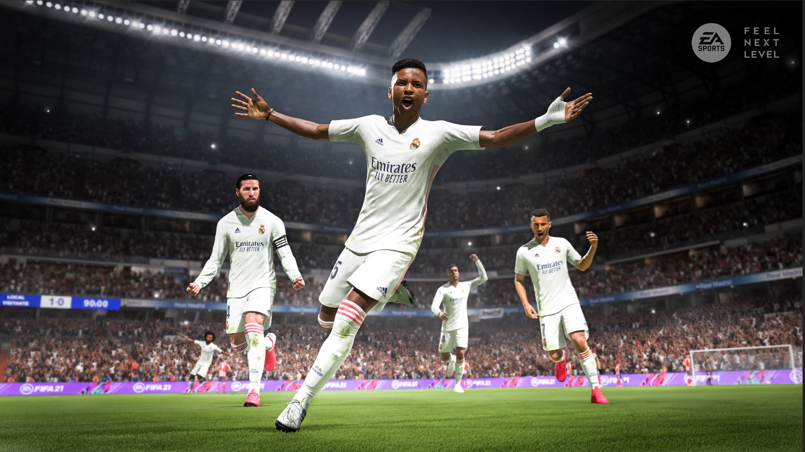 FIFA 21 and GTA 5 were the most downloaded games on PlayStation in February - VG247