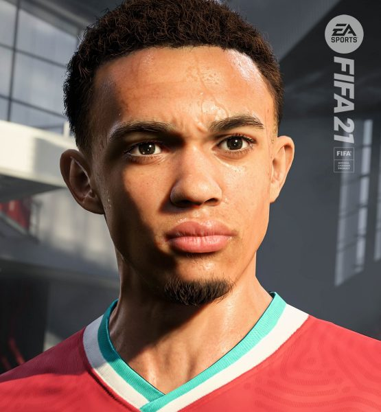 Liverpool player in FIFA 21 PS5 and Xbox Series X
