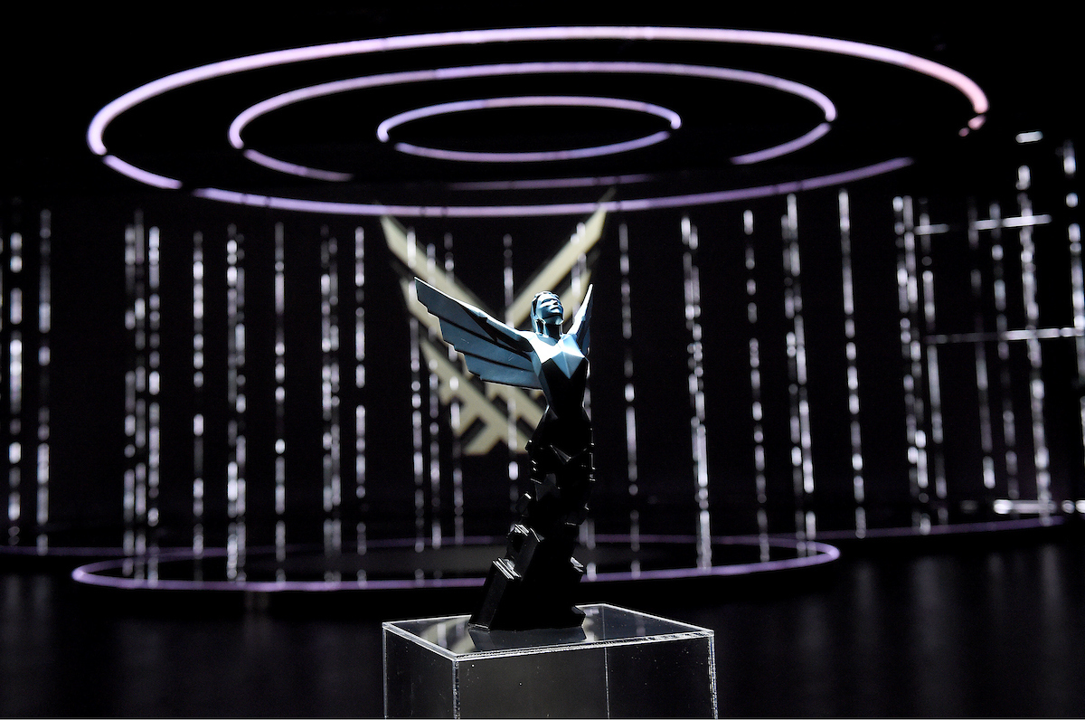 The Game Awards live stream was more popular than ever this year