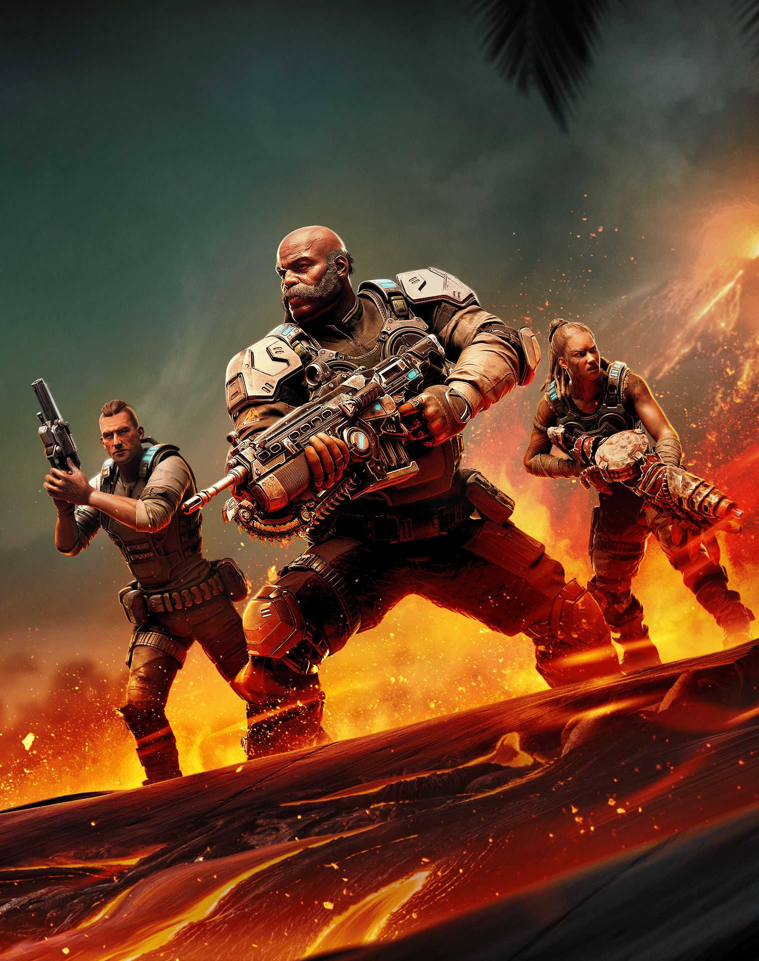 Gears 5: Hivebusters Expansion lands next week Xbox Game Pass Ultimate
