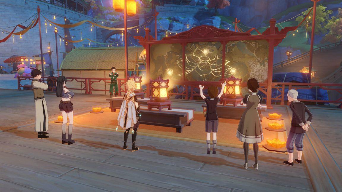 Genshin Impact lantern rite 4