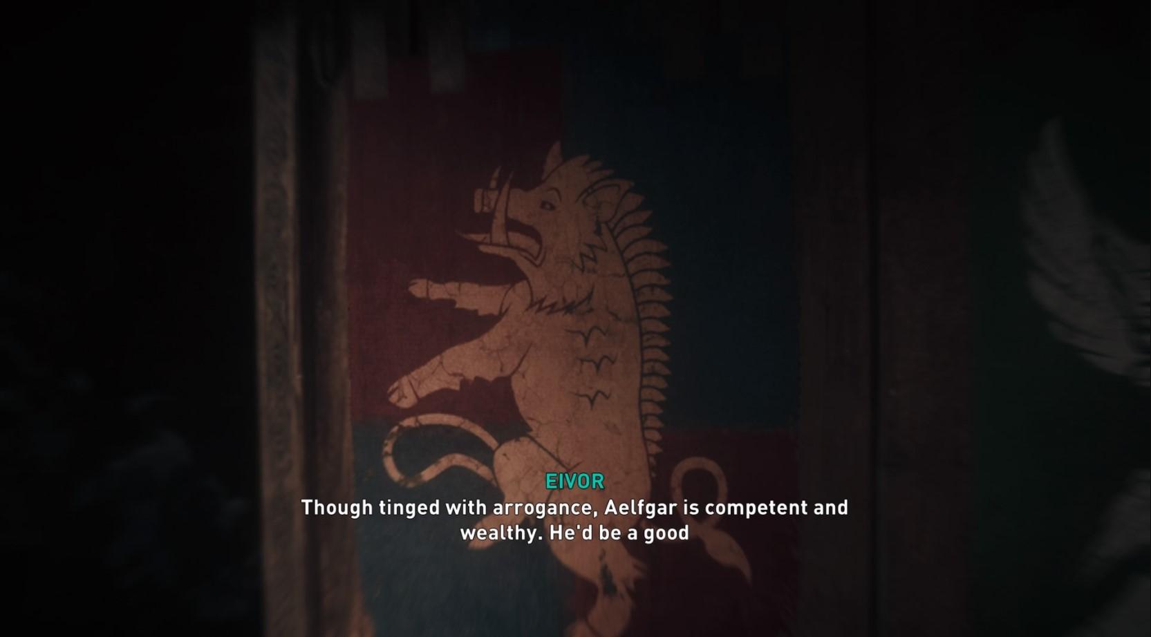 assassins creed valhalla lincolnscire ealdorman aelfgar