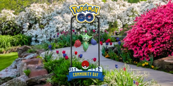 Pokemon Go's February Community Day event stars Roselia