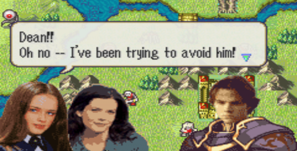 Gilmore Girls Fire Emblem