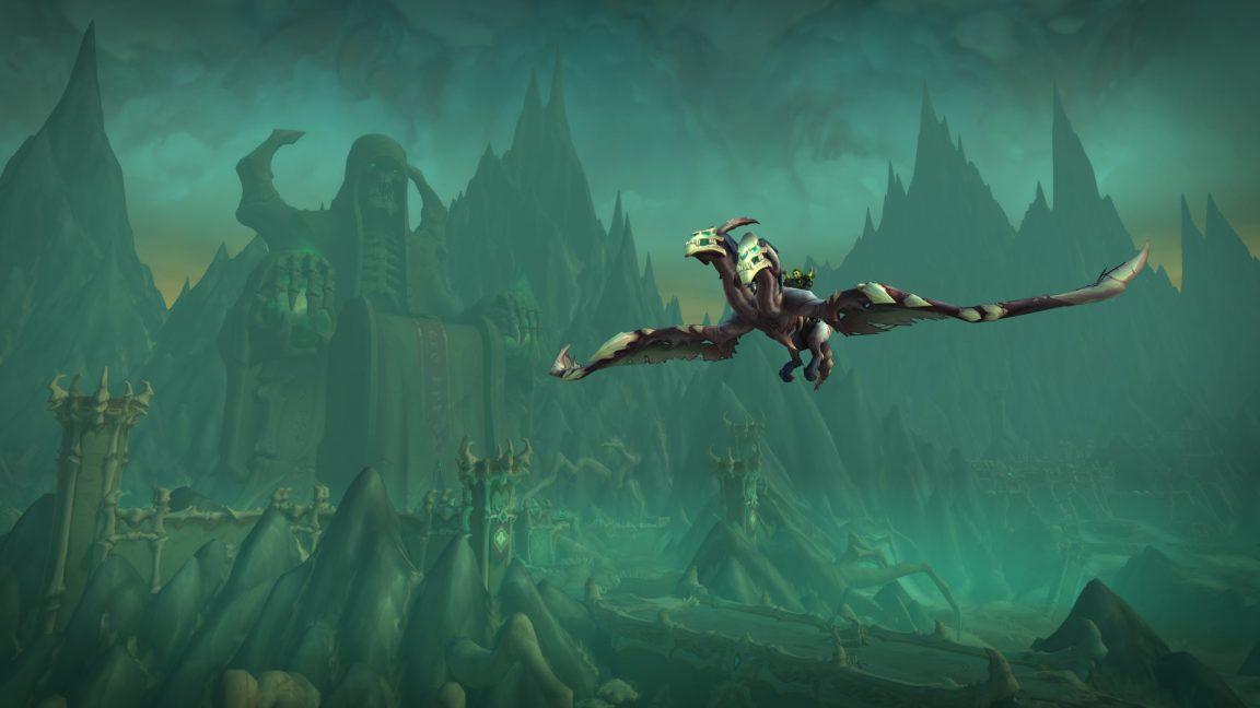 WoW Shadownlads Chains of Domination screenshot