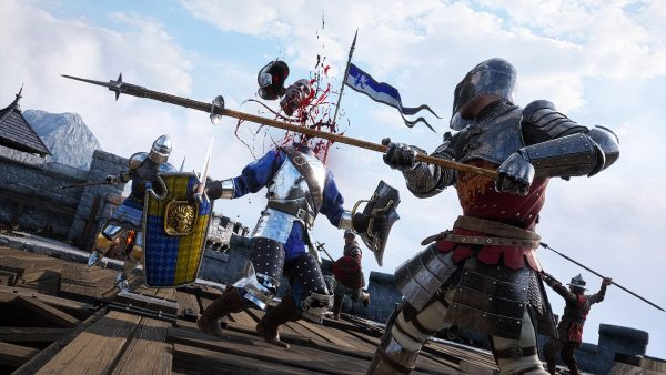 Chivalry 2 cross-play open beta kicks off next week