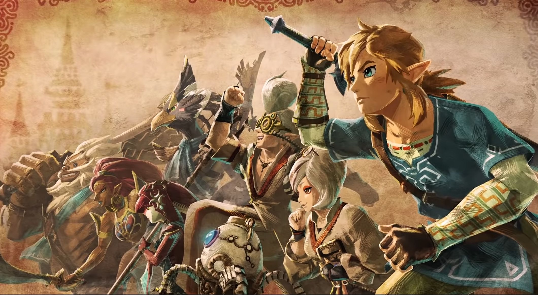 Hyrule Warriors Age Of Calamity Expansion Pass Contains New Characters Stages Challenges More