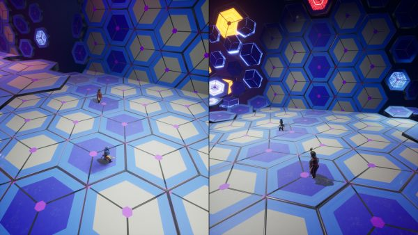 It Takes Two Kaleidoscope room puzzle