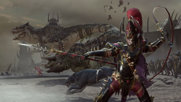 Total War Warhammer 2 Rakarth DLC