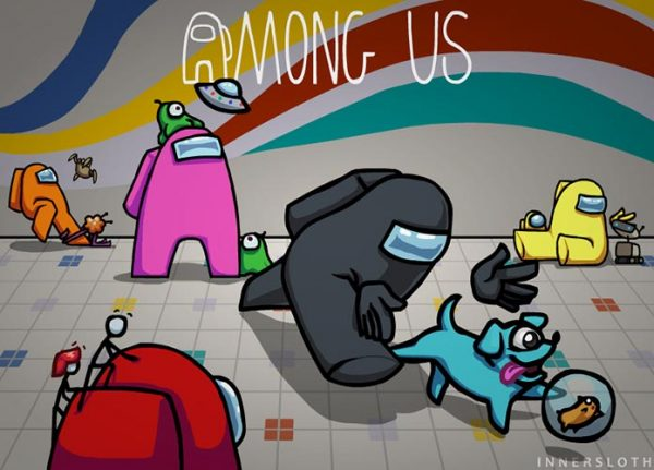 Among Us is coming to PS4 and PS5 later this year